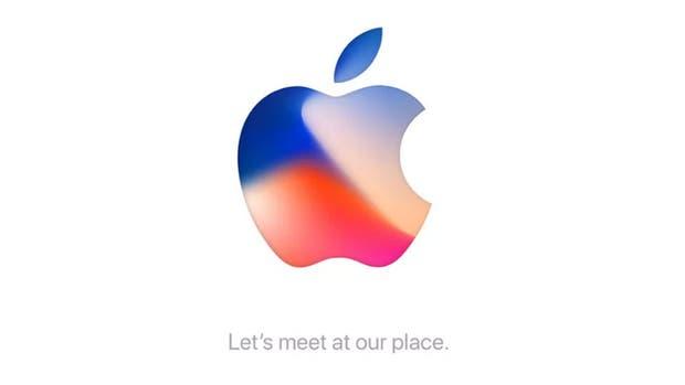 Esta fue la invitación oficial enviada por Apple para el evento del 12 de septiembre