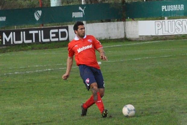 Sergio Ojeda, la alternativa del Tolo