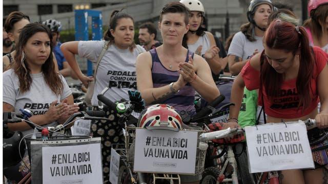 De la pedaleada participaron varias agrupaciones de ciclistas