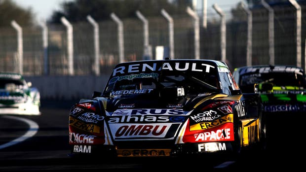 Facundo Ardusso, con Renault