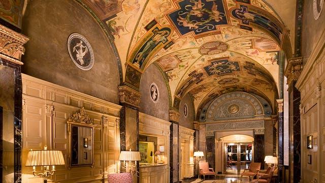 The Sherry-Netherland Hotel, Nueva York, Estados Unidos