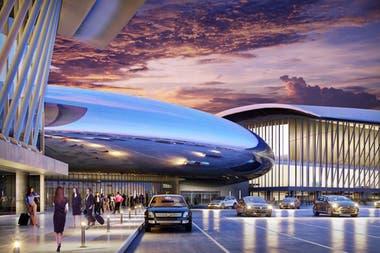Dentro de las remodelaciones, habrá nueva torre de control y la segunda etapa continuará con de las nuevas salas de Pre Embarque en la Terminal A y la construcción de un Nuevo Edificio de Partidas
