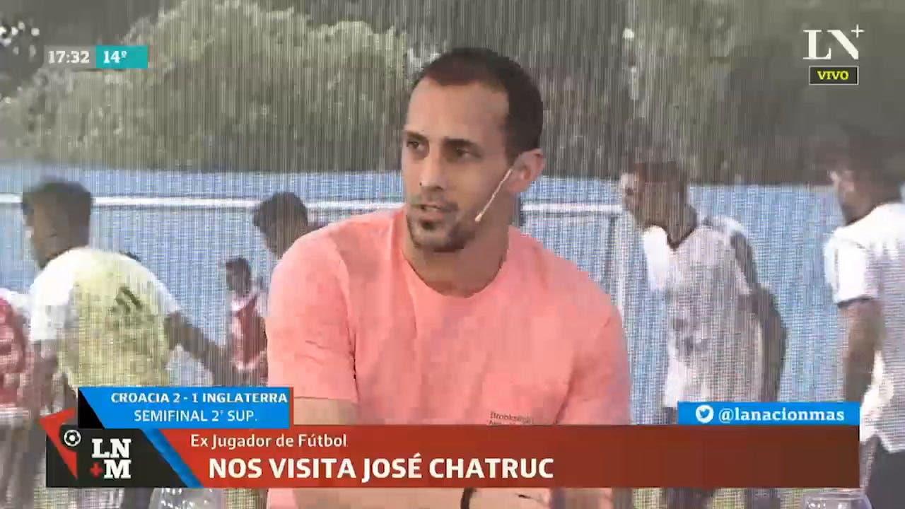 """José Chatruc: """"Messi tiene una obligación con la selección, la carga es cada vez más grande"""""""