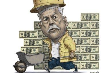 Carlos Wagner, expresidente de la Cámara de la Construcción, explicó cómo se arreglaban las licitaciones, cómo se recaudaba el dinero y cuál era el sistema de pago