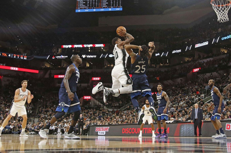 El primer partido de San Antonio Spurs sin Ginóbili: debut con triunfo en la NBA y qué dijo Manu en las redes sociales