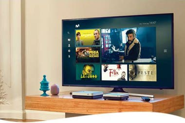 Movistar TV tiene integrado Netflix, HBO y Fox