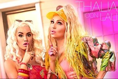 Las cantantes presentaron un nuevo look para el lanzamiento del tema