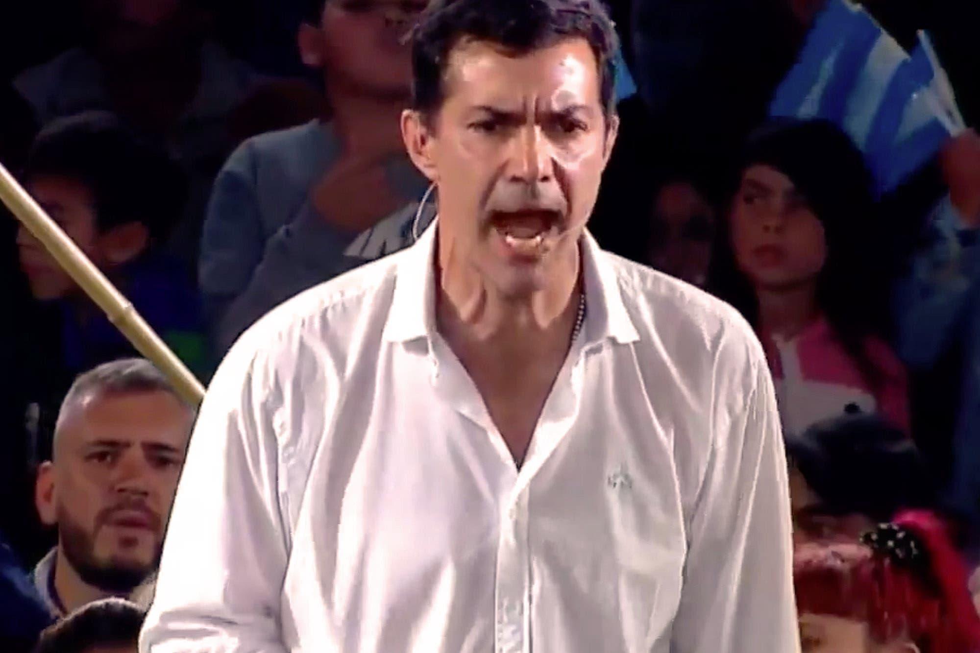 """Urtubey, en su primer acto: """"Hay vida sin Macri y sin Cristina y es mucho mejor"""""""