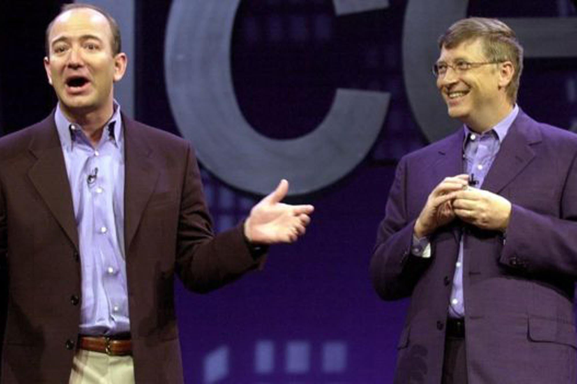 No solo Bezos y Gates: con Arnault, el mundo tiene ahora 3 hombres con una fortuna de US$100.000 millones