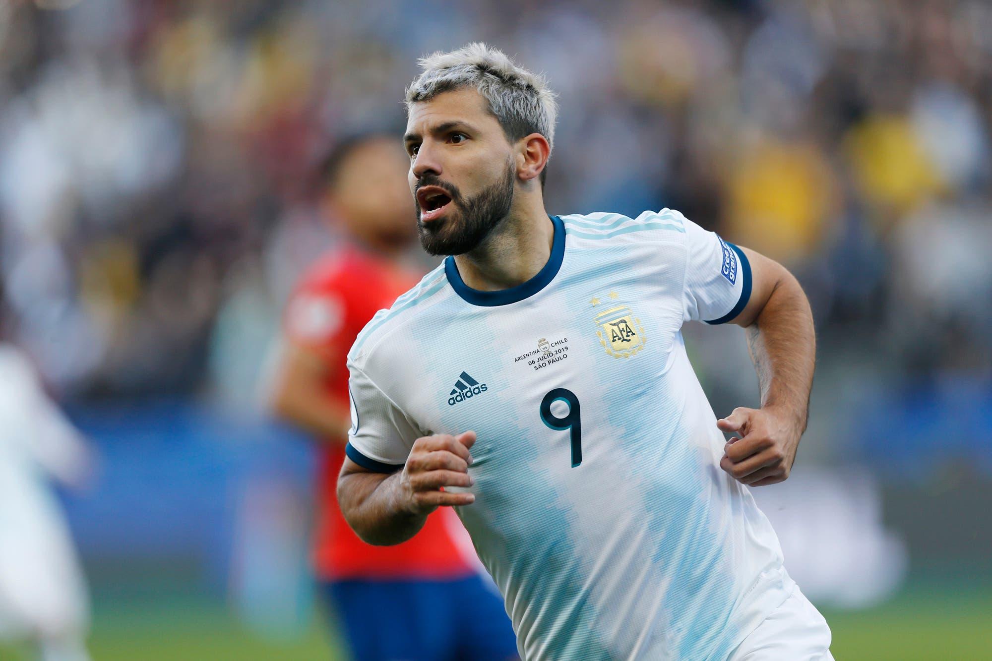 Copa América: Messi, Agüero y Dybala, las tres luces del semáforo de la selección ante Chile