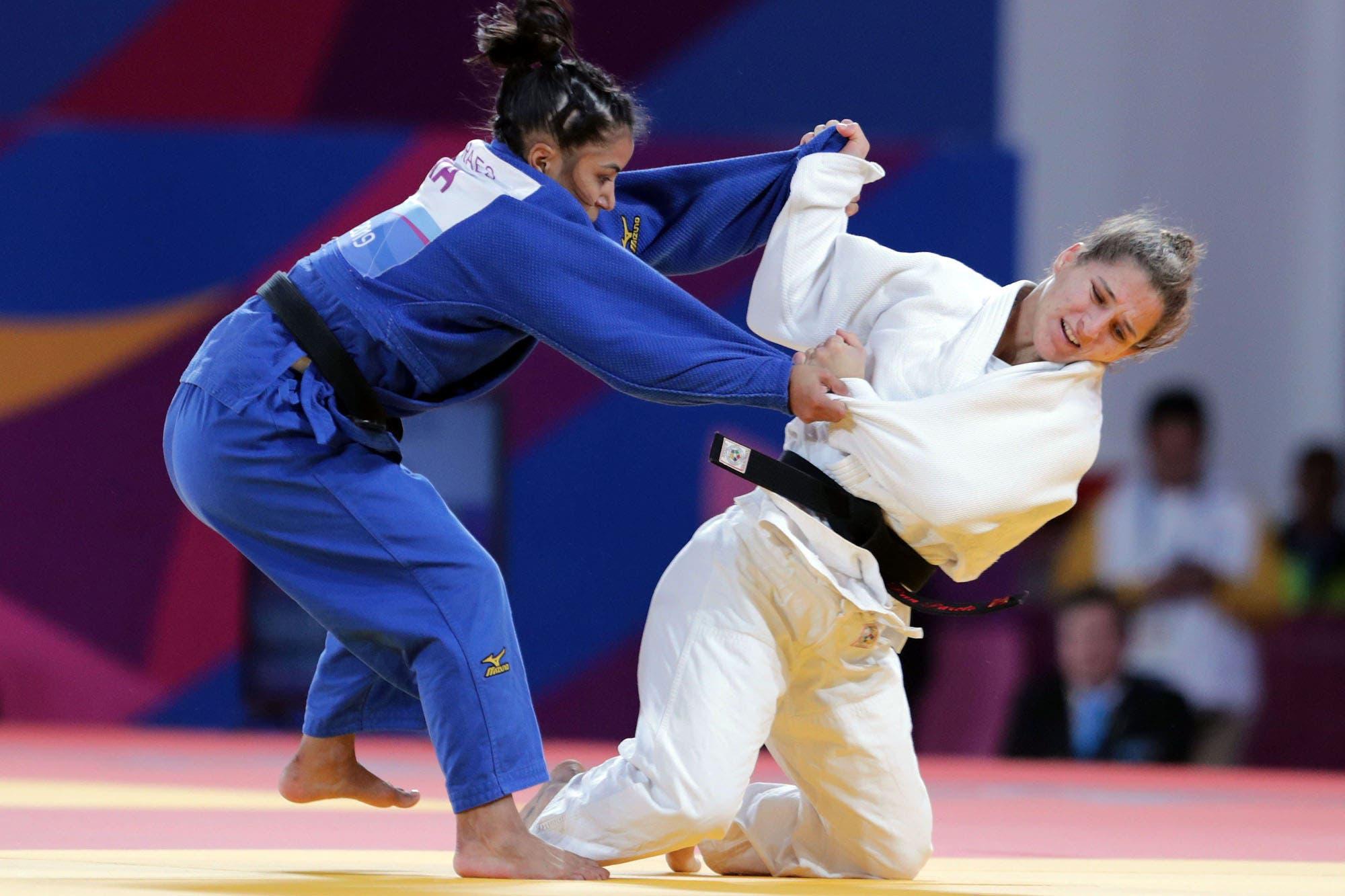 Panamericanos. Pareto se despide en semifinales y se baja por lesión de la pelea por el bronce