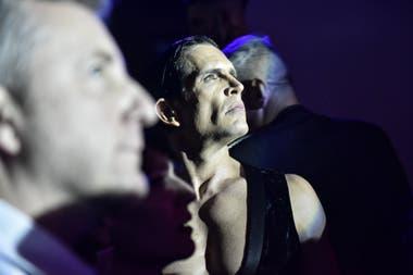 Diego Ramos en Sex, de José Maria Muscari