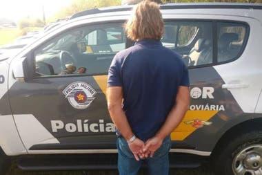 Daniel Arquímides Puccio fue atrapado con un documento falso en un control vial