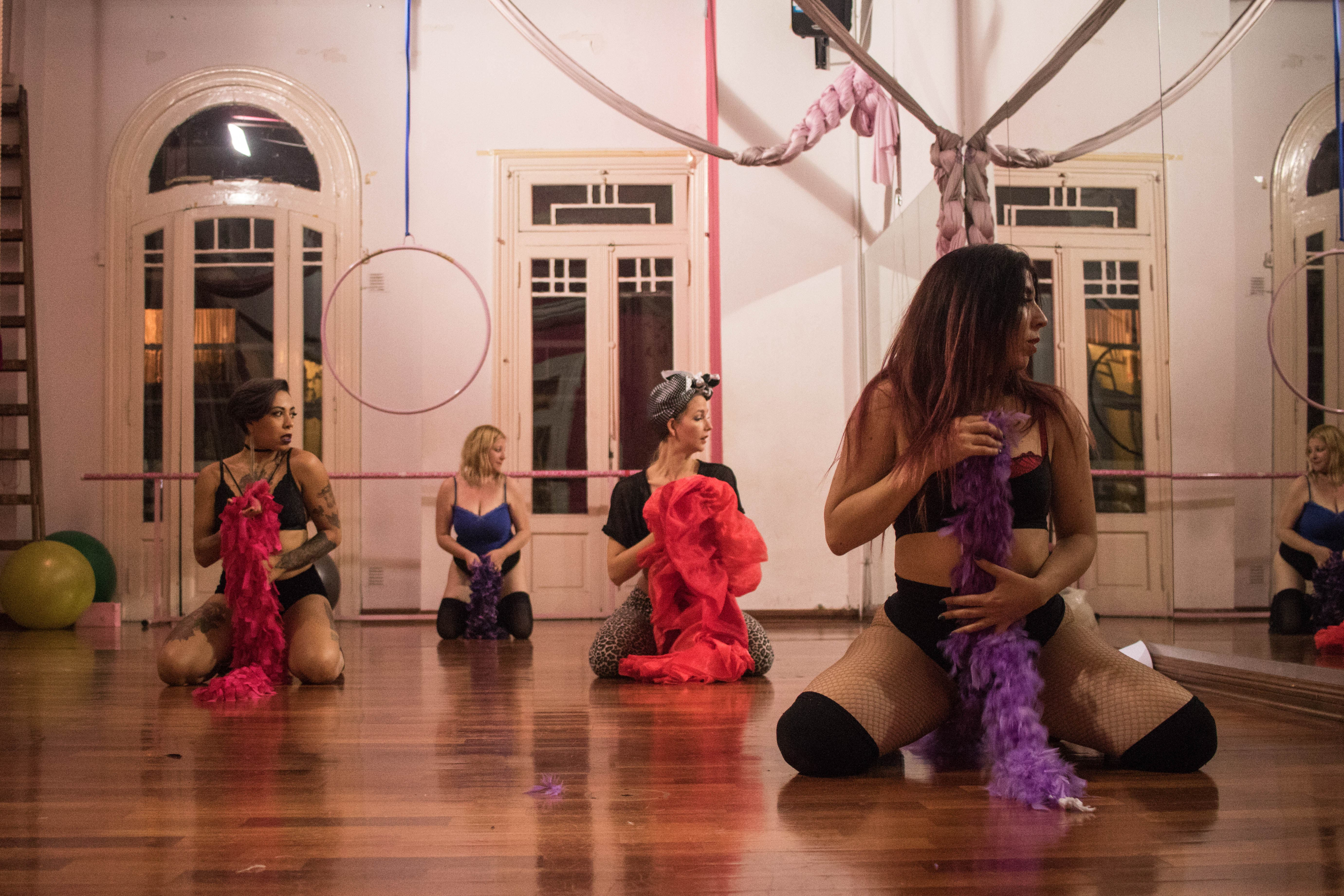 Erotismo empoderado, así es el revival del burlesque
