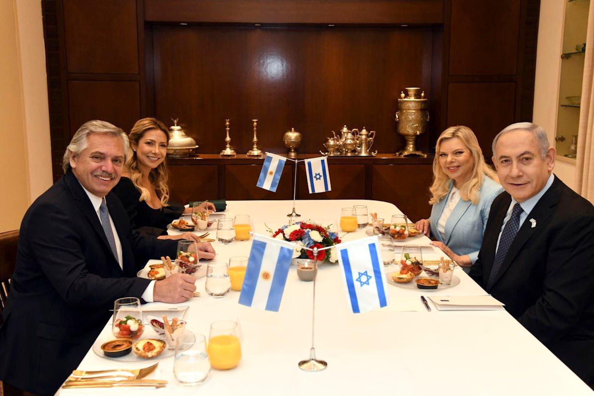 Así fue el pedido de ayuda de Fernández a Israel para negociar con el FMI