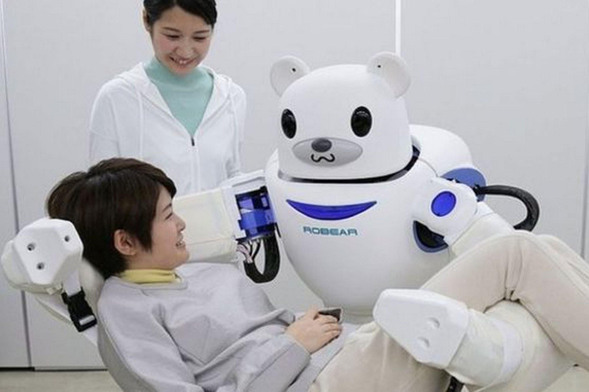 Qué podemos aprender de cómo Japón utiliza a los robots
