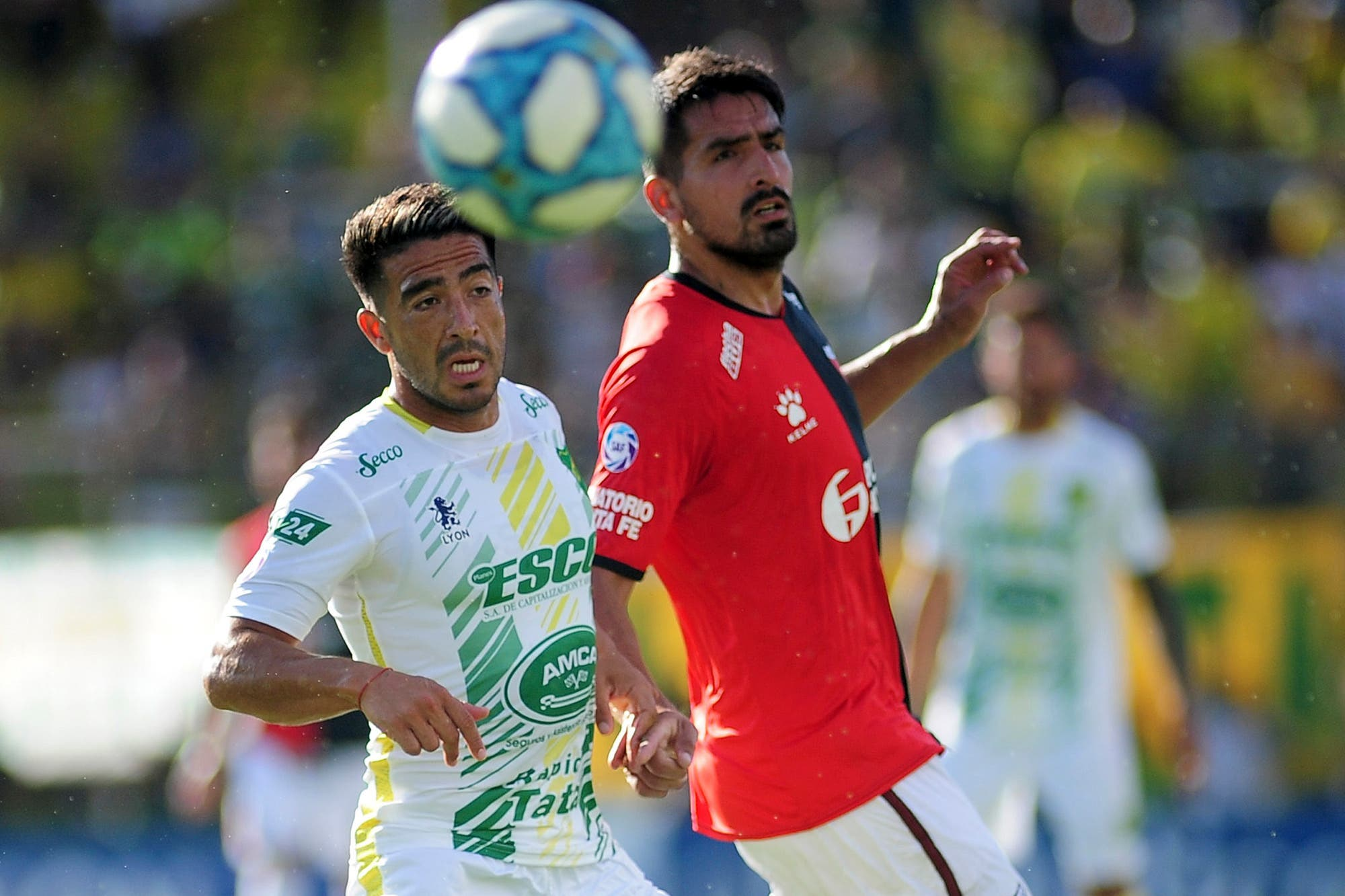 Defensa y Justicia, Colón y un empate sin goles en Florencio Varela por la Superliga