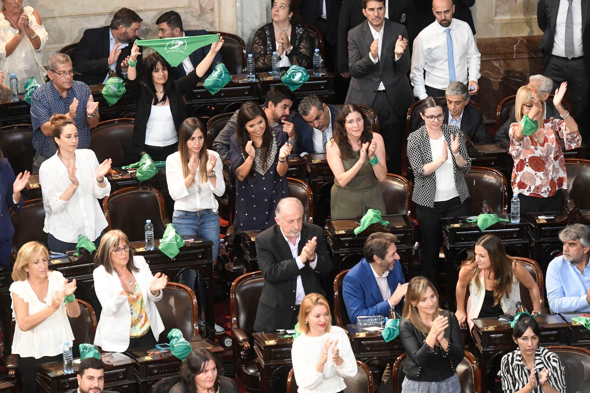 Aborto: ahora el Gobierno reconoce dificultades en el Congreso