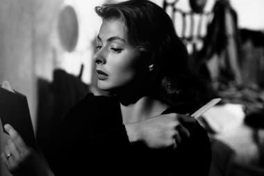 Ingrid Bergman en Stromboli