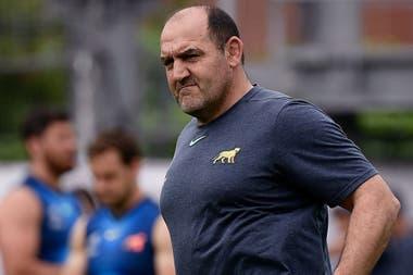 Mario Ledesma no escapó a la ola de contagios: el head coache de los Pumas es asintomático