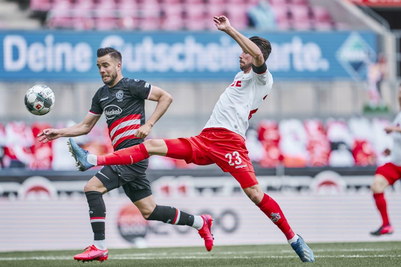 Bundesliga. Un partido que parecía resuelto y terminó en un insólito empate en el cierre de la fecha 27