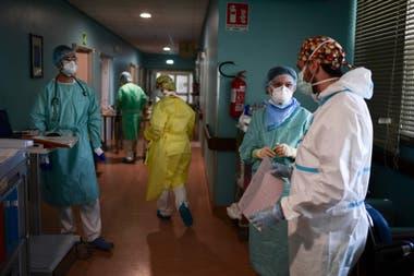 Los centros de salud siguen atentos a la evolución de la enfermedad