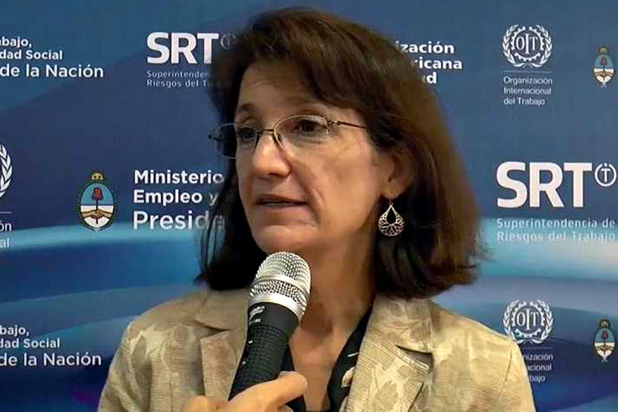 """Coronavirus. Maureen Birmingham: """"Las restricciones generalizadas deben ser de corto plazo"""""""
