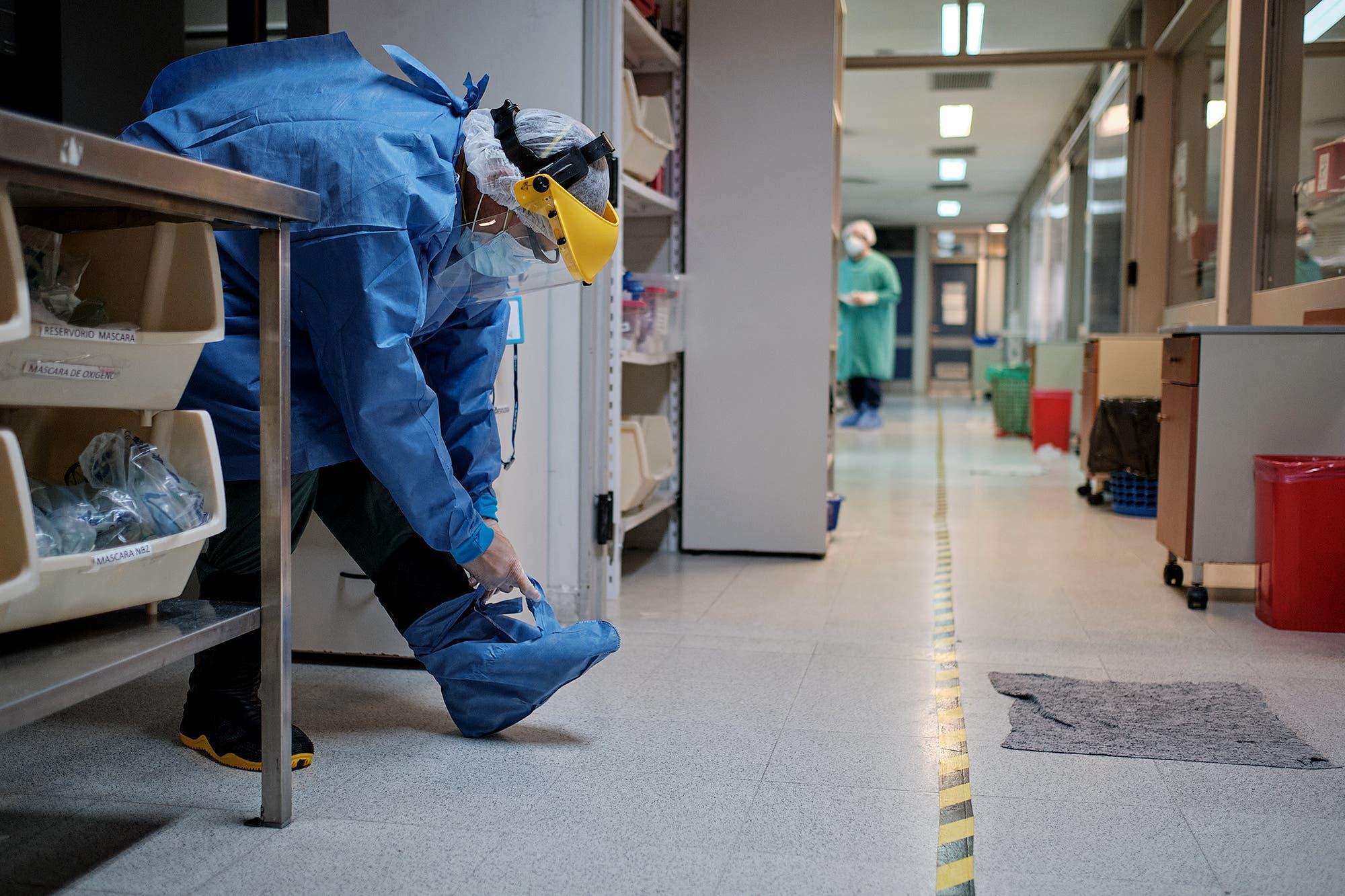 Coronavirus en la Argentina: reportaron 381 muertos y más de 16.500 contagios