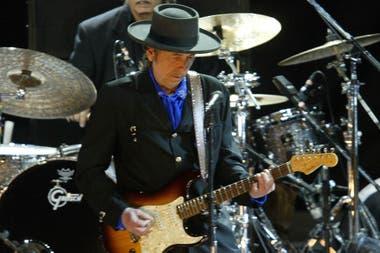 Bob Dylan y una noche histórica en el Orfeo