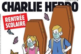 París: el agresor reivindicó el ataque con un machete a la exsede de Charlie Hebdo y confesó por qué lo hizo