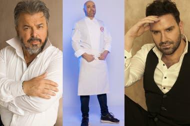 Los cocineros que serán los jurados del MasterChef Celebrity