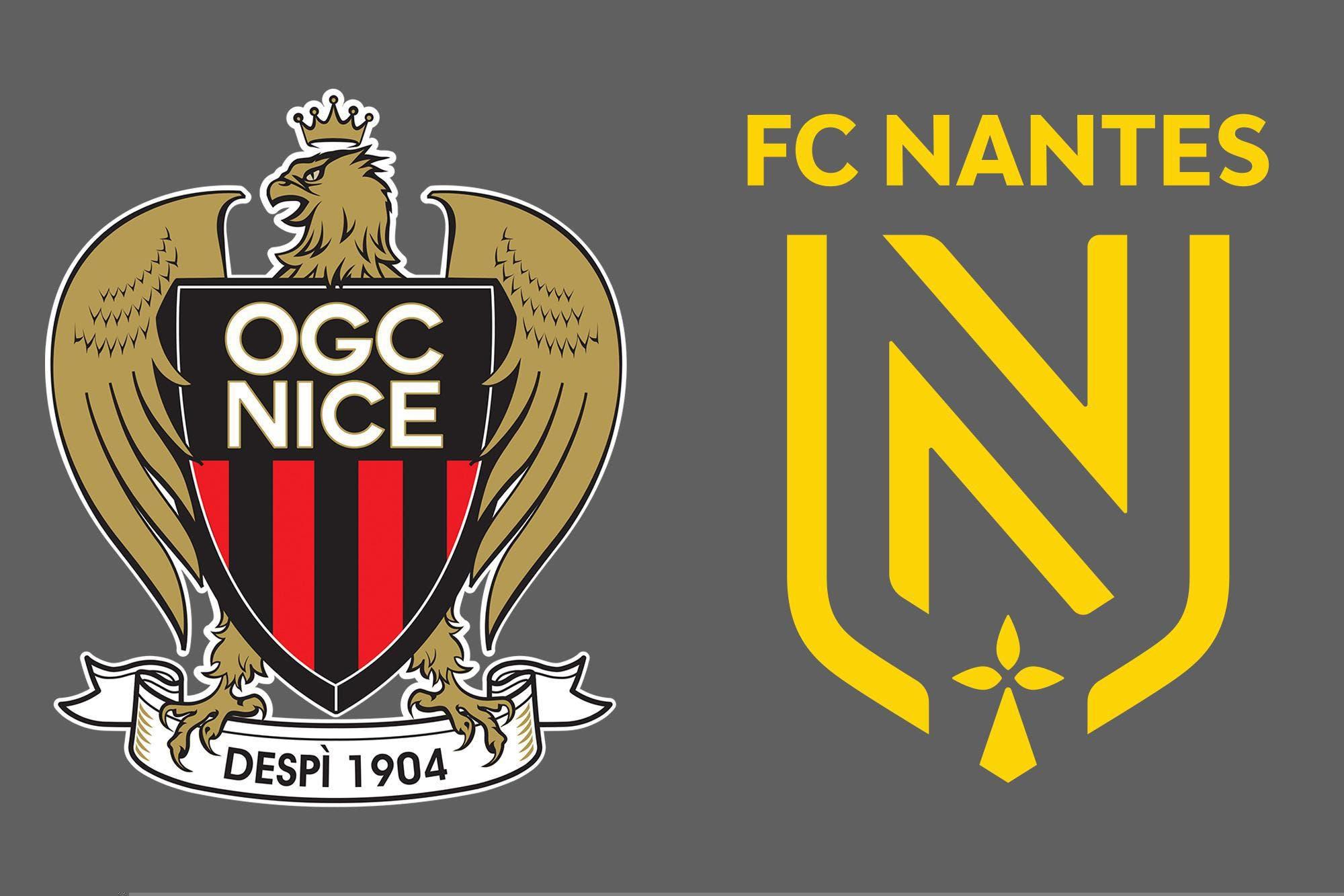 Ligue 1 de Francia: Niza venció por 2-1 a Nantes como local