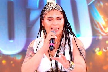 Rocío Quiróz, de regreso a la pista del Cantando 2020