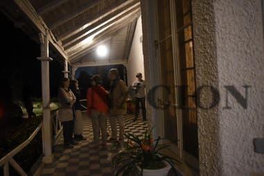 Así quedó la estancia de los Etchevehere tras el desalojo de los militantes de Juan Grabois