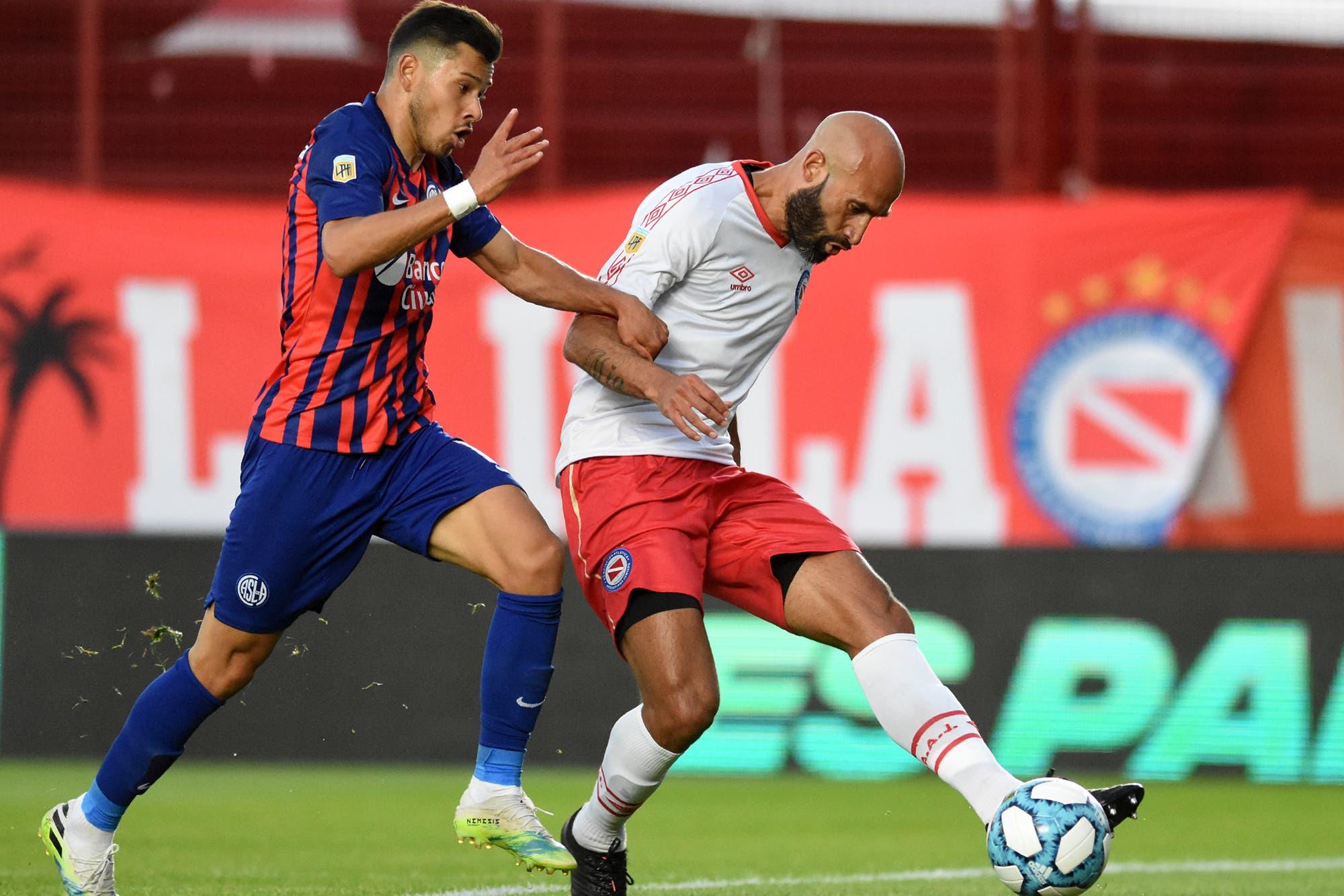 Argentinos Juniors-San Lorenzo, Copa Liga Profesional: el Bicho y el Ciclón aburrieron en la Paternal y empataron 0 a 0
