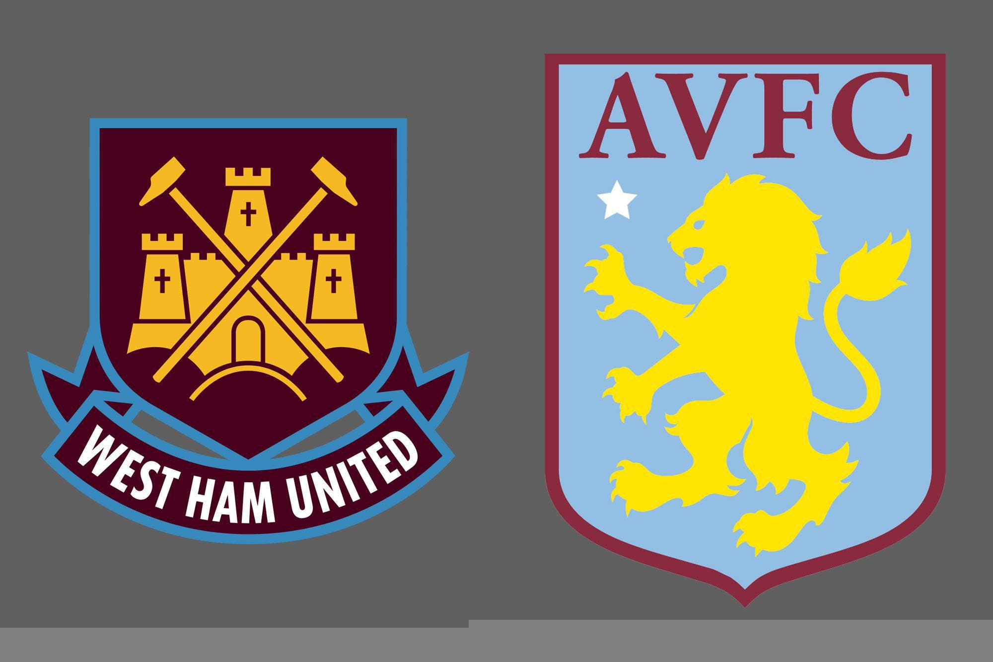 Premier League de Inglaterra: West Ham United venció por 2-1 a Aston Villa como local