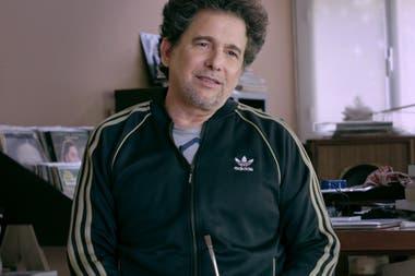 Andrés Calamaro, otro de los artistas argentinos presentes en el documental