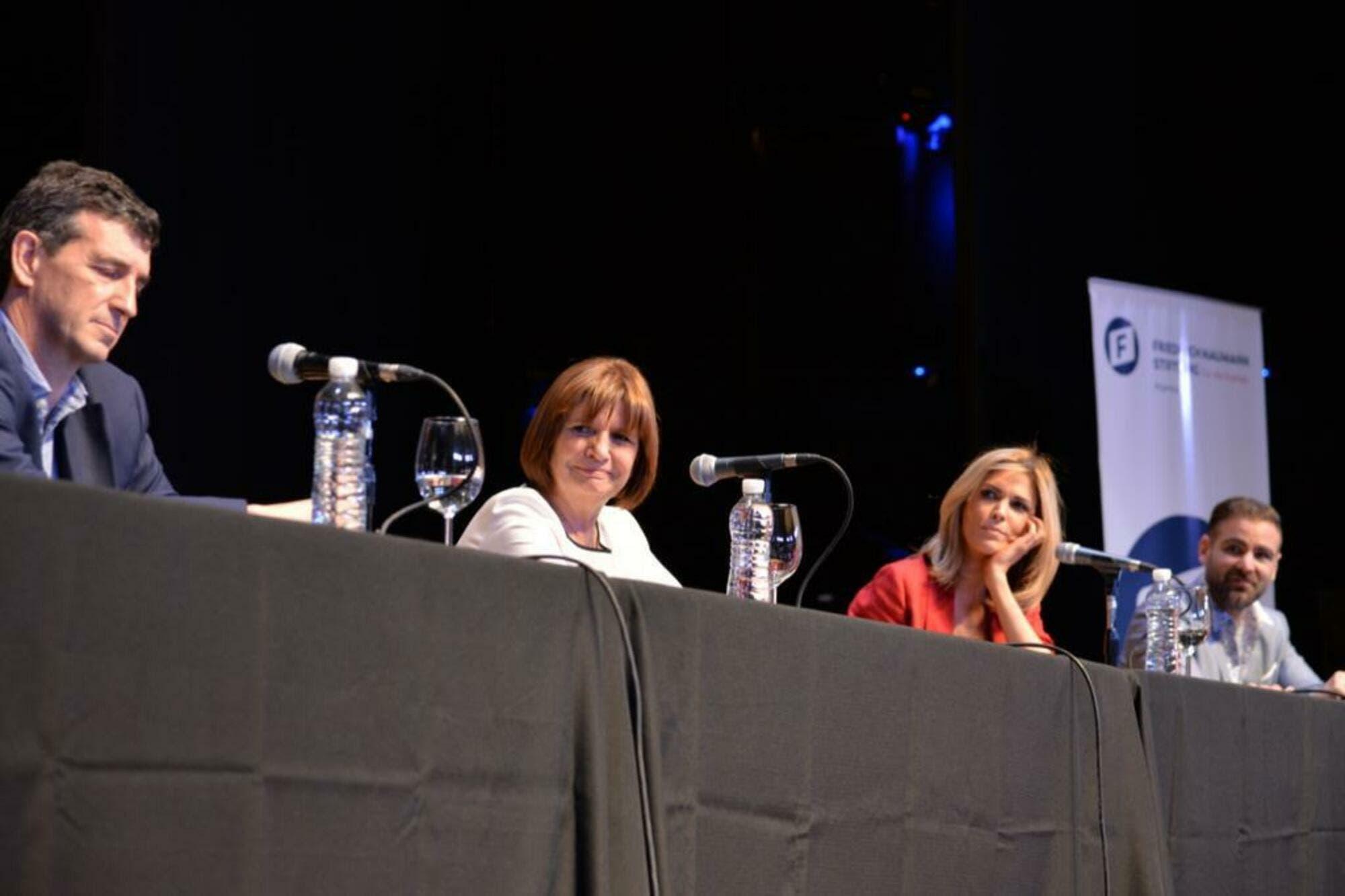 """Patricia Bullrich: """"En JxC vamos a dar una interna por las ideas"""""""
