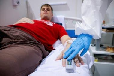 Un nivel de oxígeno en la sangre inferior al 92% es motivo de alarma