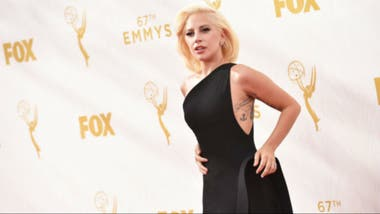 Lady Gaga, impecable