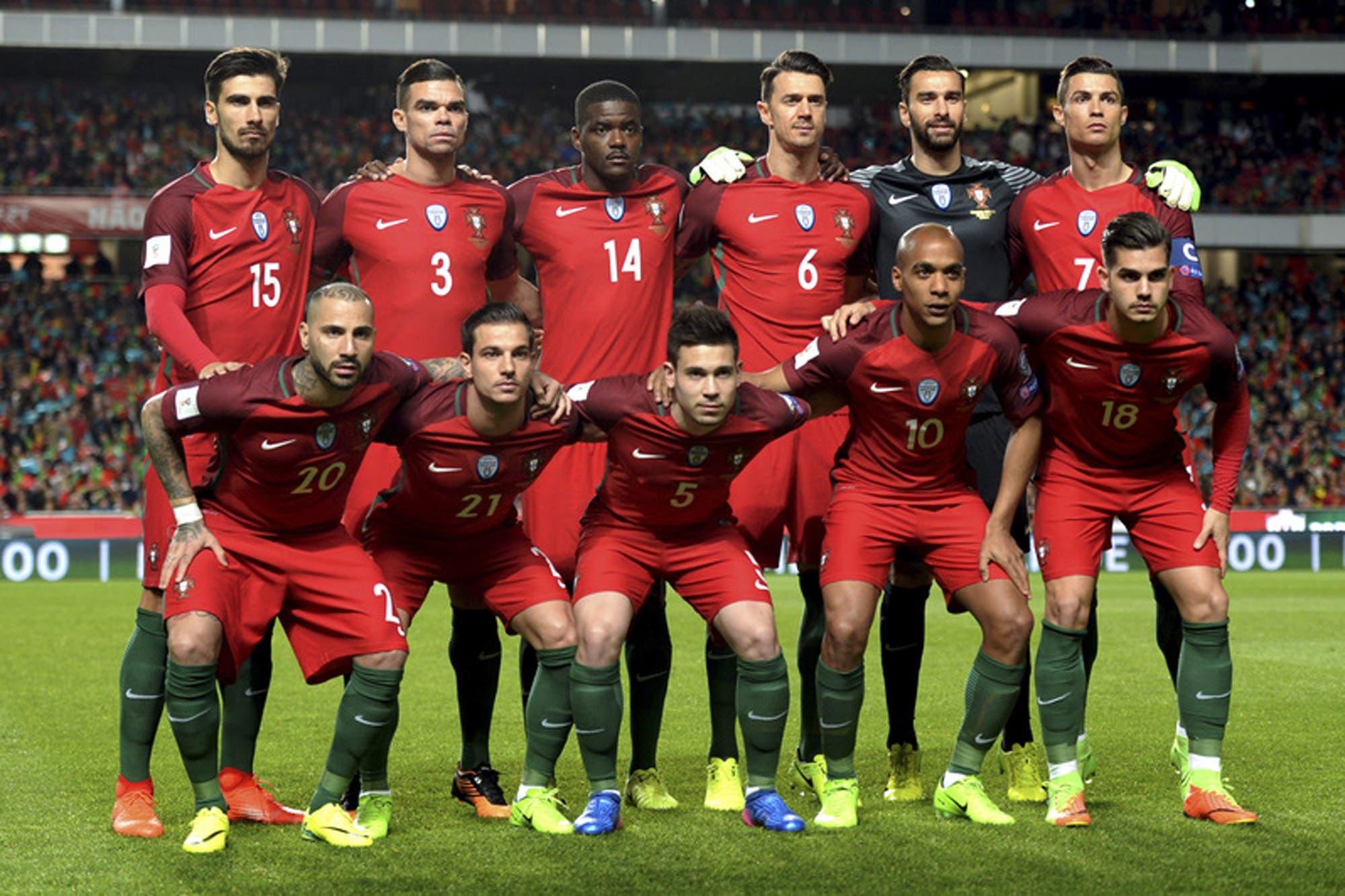La guía del Mundial Rusia 2018. Grupo B  los perfiles de Portugal ... d49fd87934433