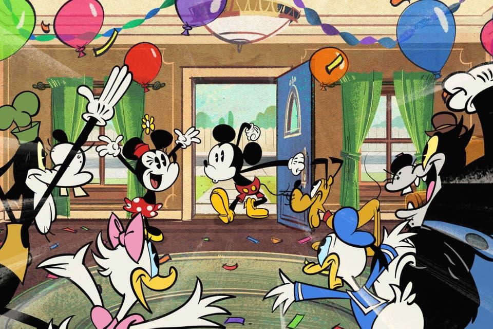 Mickey Mouse Cumple 90 Anos El Raton Mas Famoso Revisa Su Pasado