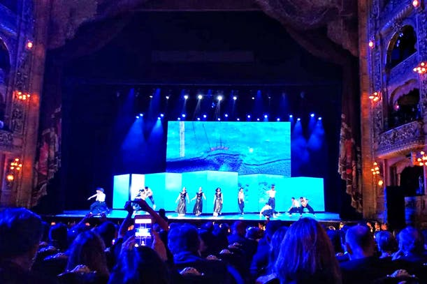 Argentum, the show that the G20 leaders enjoyed at the Teatro Colón
