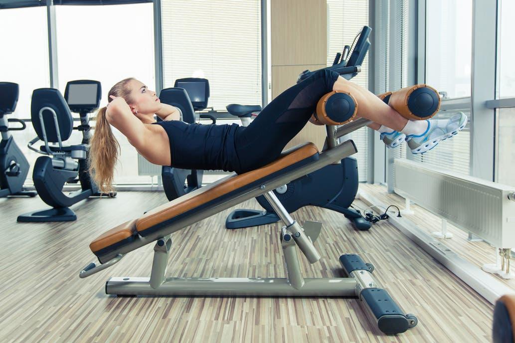 ejercicios para abdomen plano en 3 dias
