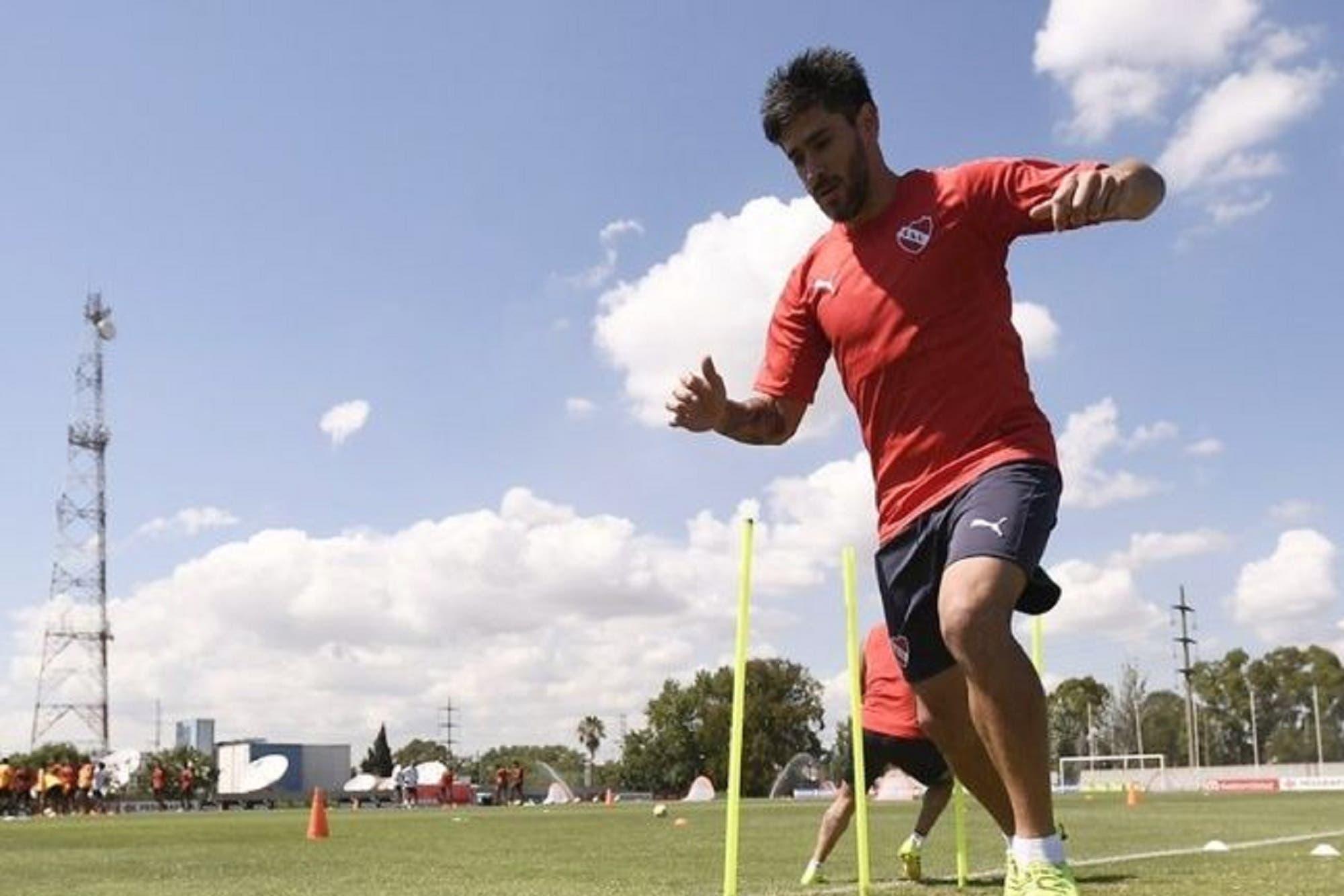 Final anunciado: Pablo Pérez se va de Independiente y ya tiene un pie en Newell's