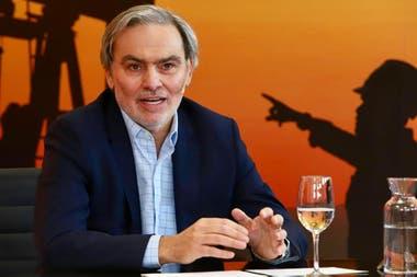 Gustavo Lopetegui es el secretario de Energía