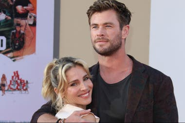 Chris Hemsworth y Elsa Pataky quieren a Miley Cyrus lejos de Liam Hemsworth
