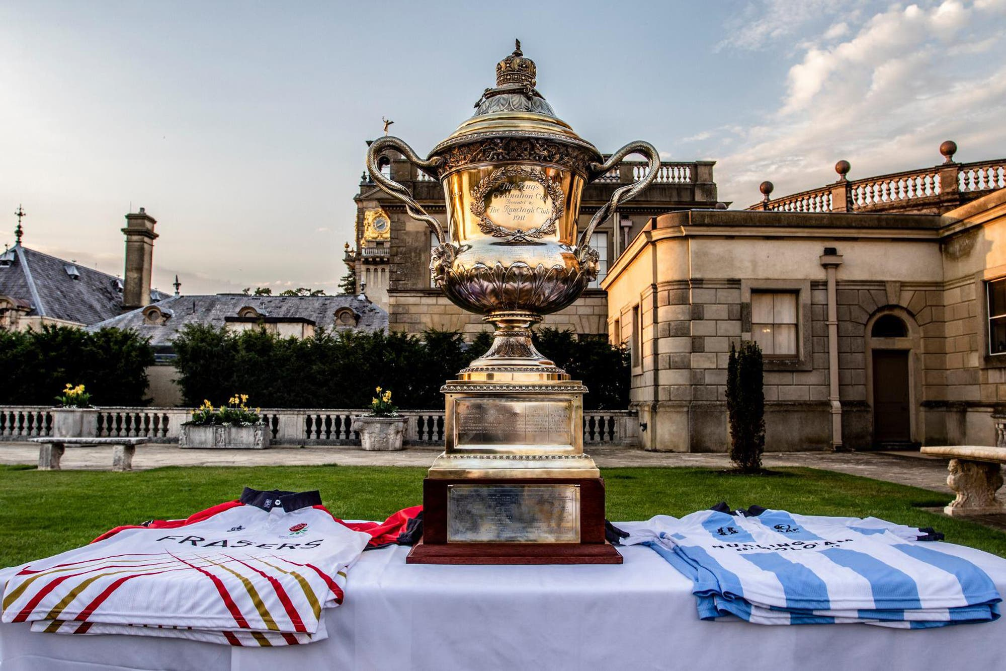Inglaterra vs. Argentina en polo, con Facundo Pieres y la defensa de un largo invicto