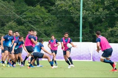 Los Pumas, con la formación definida para el estreno del sábado en Tokio
