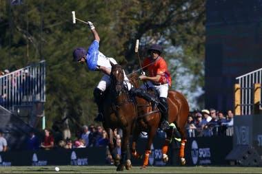 Facundo Pieres viene de ser campeón de la Xtreme Polo League por Ellerstina.